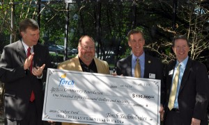 The Community Foundation and Torch Technologies announce new community endowment fund