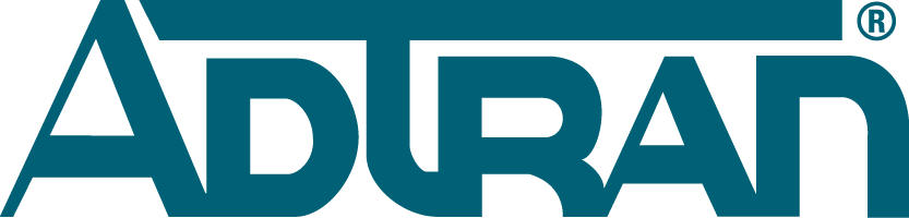 Adtran logo usage Teal 400 2018