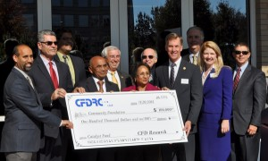 CFD Research Corporation announces major new gifts to the Community Foundation and Habitat for Humanity